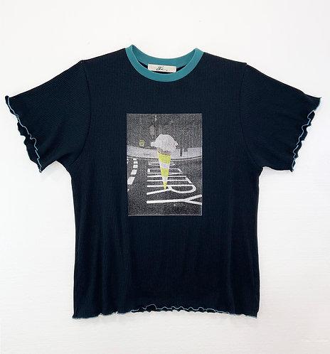 Knit ice cream Tシャツ_PO1499_3月