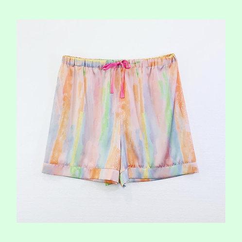Room Shorts_マーブルアートPT0380