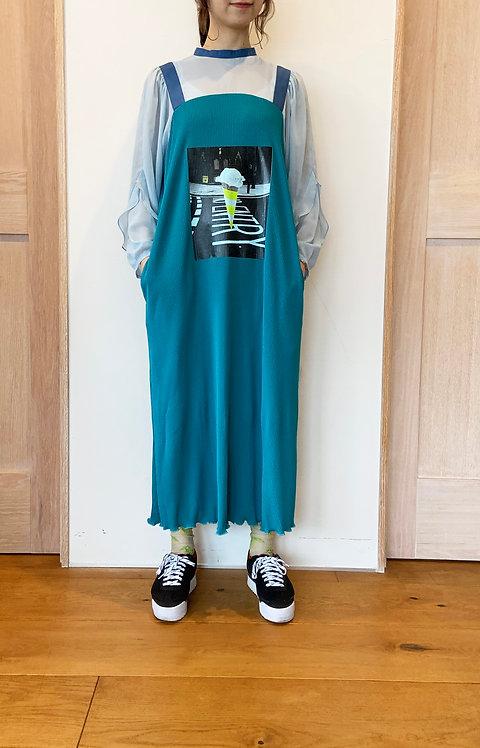 Knit ice creamドレス_ OP1335_3月