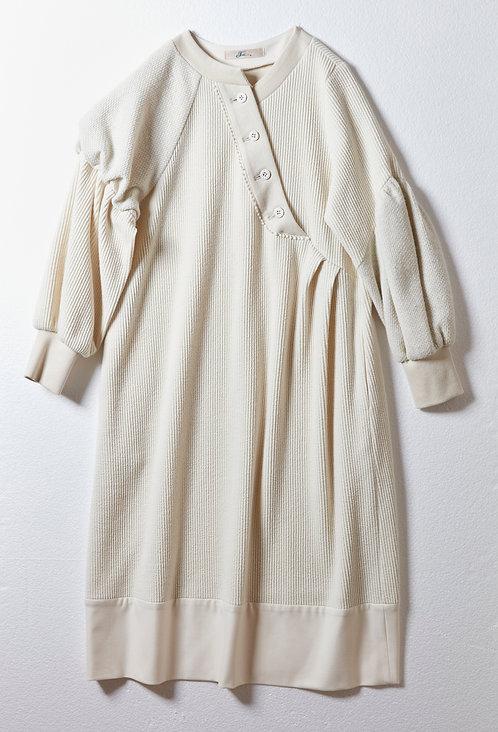 Room Knit ドレス_オフ_OP0205