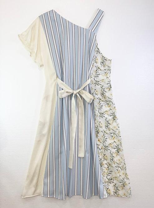 Mix apron ドレス_ OP0402_3月