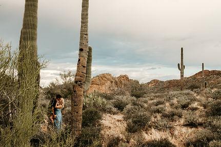 Arizona adventure couple