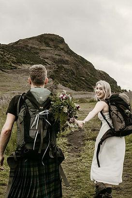Adventure Engagement Edinburgh Scotland