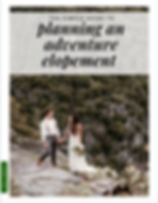 The Simple Guide to Planning An Adventure Elopement