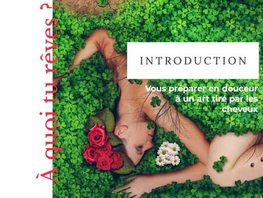 Initiation aux rêves médiums - Introduction