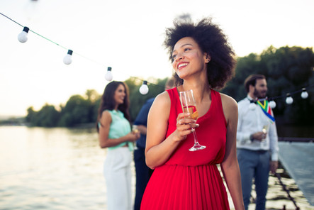 attractive-young-afro-woman-with-a-drink