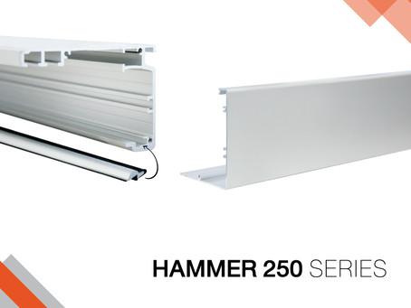 ประตูบานเลื่อนอัตโนมัติ Hammer 250