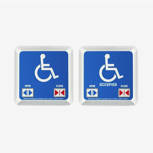 HAMMER สวิตช์ WHD ไร้สาย  เหมาะกับห้องน้ำคนผู้สูงอายุ และห้องน้ำส่วนบุคคล