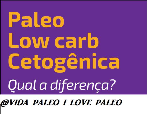 Diferenca entre dieta cetogenica e low carb