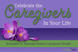 National Caregiver's Month