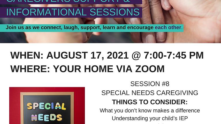 Let's Talk- session 8