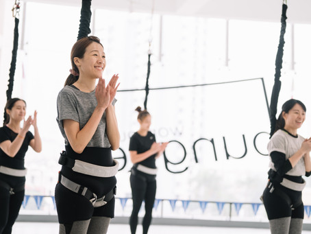 Can I Join Bungee Workout?