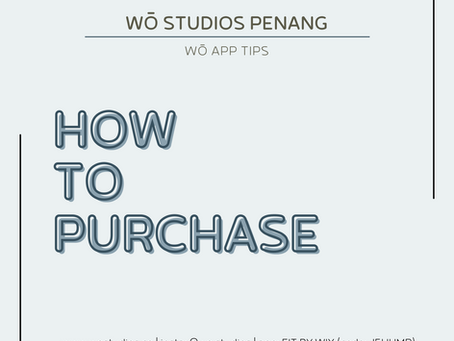 How to Purchase, Book, View Packages (Fit by Wix - WŌ App)