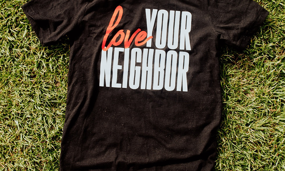 Youth Love Your Neighbor T-Shirt