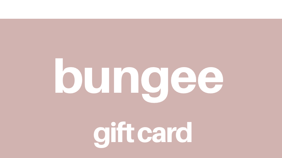 BungeeWorkout E-Gift Bungee Credit