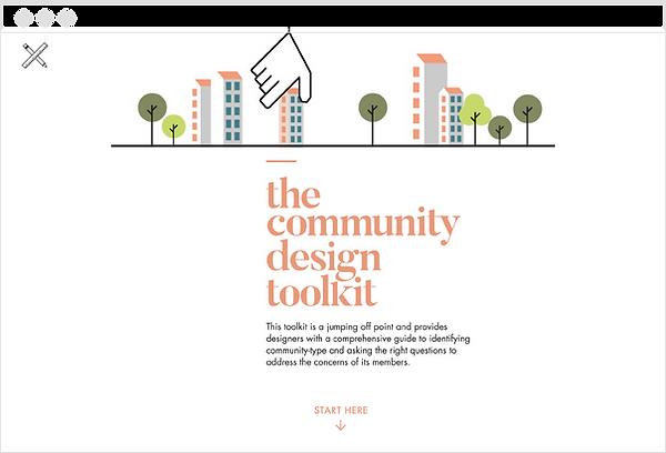 The Community Design Toolkit