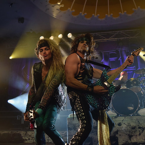 Steel Panther A2 Print