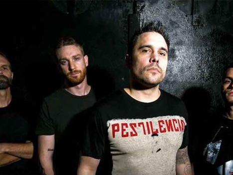 INTERVIEW: Chris Taylor Brown (TRAPT)