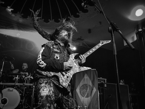 INTERVIEW: Max Cavalera (SOULFLY)