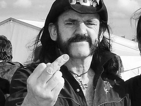 God AKA Lemmy Kilmister