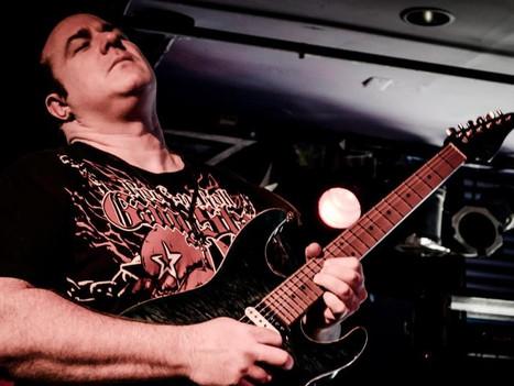 Q&A's with Guitar Shred Virtuoso XANDER DEMOS