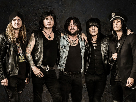 INTERVIEW: Phil Lewis (L.A GUNS)