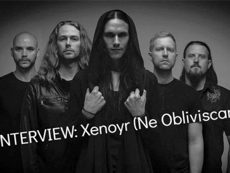 INTERVIEW: Xenoyr (Ne Obliviscaris)