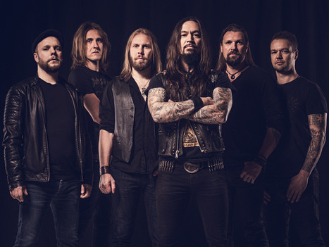 INTERVIEW: Santeri Kallio (AMORPHIS)