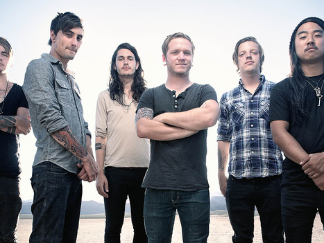 INTERVIEW: Dave Stephens (WE CAME AS ROMANS)