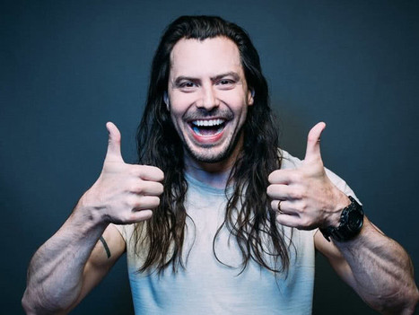 INTERVIEW: Andrew W.K.