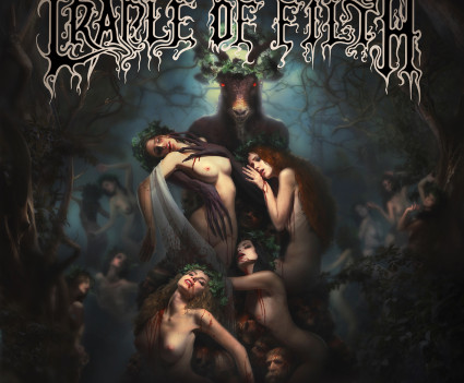 ALBUM REVIEW: Cradle of Filth - Hammer Of The Witches