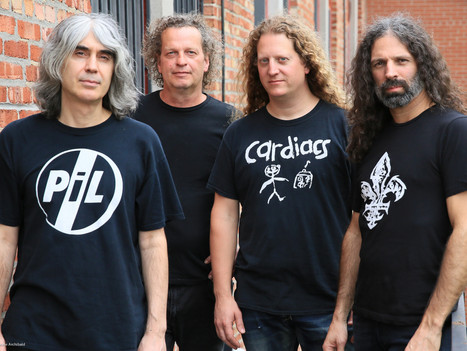 "INTERVIEW: Michel ""Away"" Langevin (VOIVOD)"
