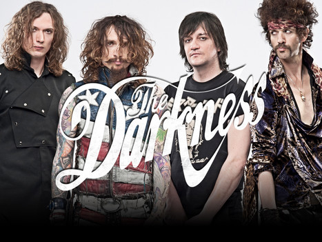 INTERVIEW: Dan Hawkins (THE DARKNESS)