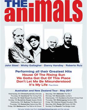 INTERVIEW: John Steel (THE ANIMALS)