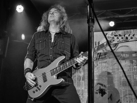 INTERVIEW: David Ellefson (MEGADETH / METAL ALLEGIANCE)