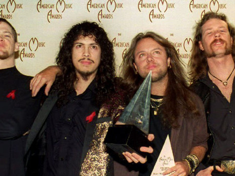 TOP 10 Post-Black Album METALLICA Songs!