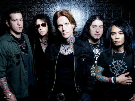 INTERVIEW: Josh Todd (BUCKCHERRY)
