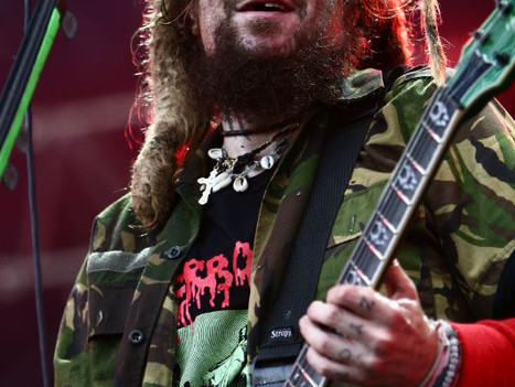 5 Albums recommended by Max Cavalera