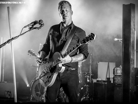 QUEENS OF THE STONEAGE - Live @ The Riverstage, Brisbane 2018 [Photo Gallery]