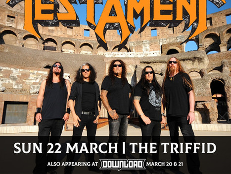 INTERVIEW: Eric Peterson (TESTAMENT)