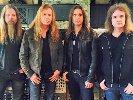 Top 10 Post-2000 MEGADETH Songs!