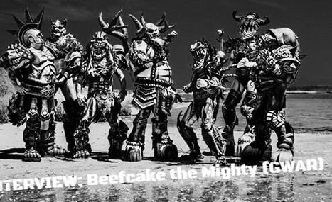 INTERVIEW: Beefcake the Mighty (GWAR)