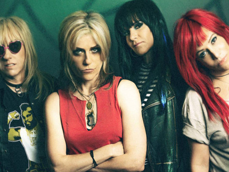 INTERVIEW: Donita Sparks (L7)