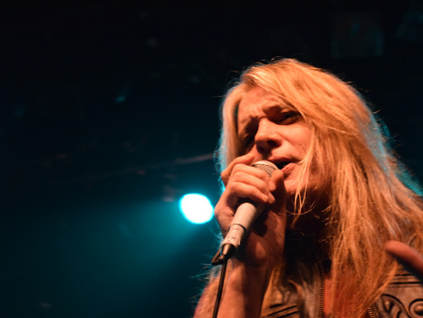SEBASTIAN BACH Live @ The Tivoli, Brisbane (GALLERY)