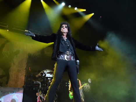 Alice Cooper & Ace Frehley - Live @ Brisbane Entertainment Center (REVIEW)
