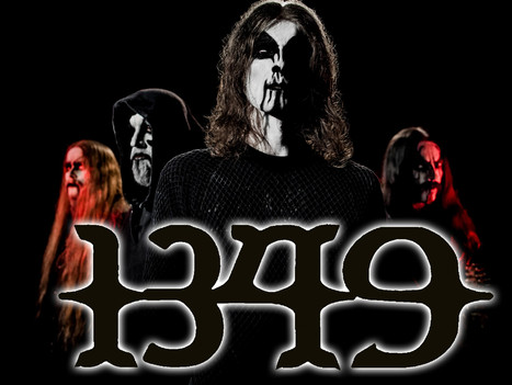 "RAVN from 1349 shares thoughts on ""Christian Black Metal""..."