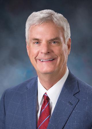 Brent Hill, President Pro Tempore, R-Rexburg