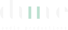 Dune Audio Productions Logo