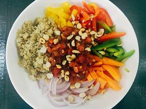Recipe: Italian Quinoa Salad