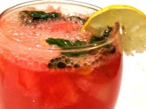 Recipe: Watermelon Mojito